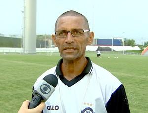 Técnico Sérgio Duarte Rio Negro (Foto: Reprodução/TV Amazonas)