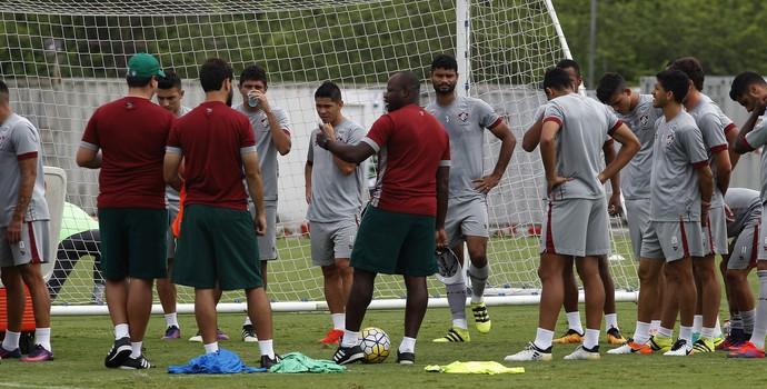 fluminense, treino, marcão (Foto: Nelson Perez/Fluminense FC)