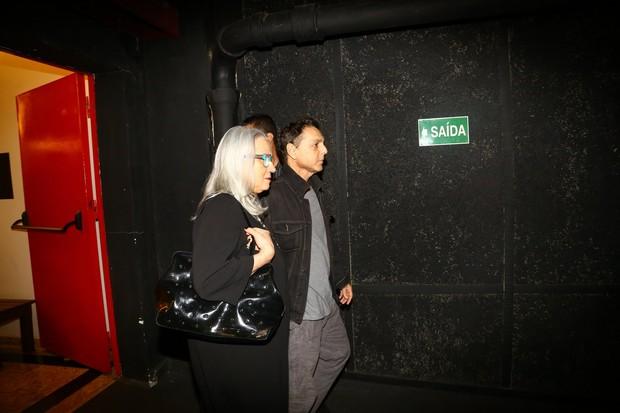 Vera Holtz e Guilherme Leme (Foto: Marcello Sá Barretto / AgNews)