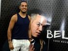 'Vai acontecer naturalmente, sem pressão', diz Belo sobre paternidade