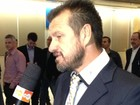 Dunga quer Neymar no Santos at Copa e entende veto a R10  (Toms Hammes/GLOBOESPORTE.COM)