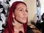 """Cyborg surpreende e defende Ronda: """"Estão fazendo piada com ela. Terrível"""""""