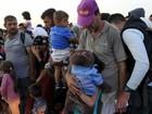 Análise: Apesar de crise na Europa, 95% dos refugiados estão em países vizinhos a conflitos