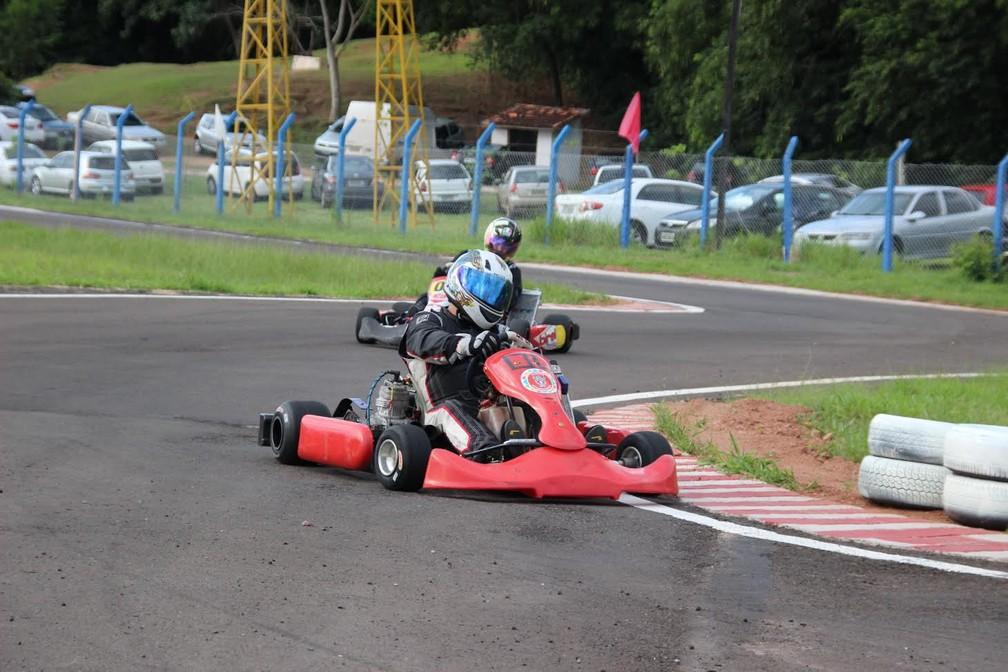 Kartódromo da Cidade da Criança (Foto: AI/Cidade da Criança)