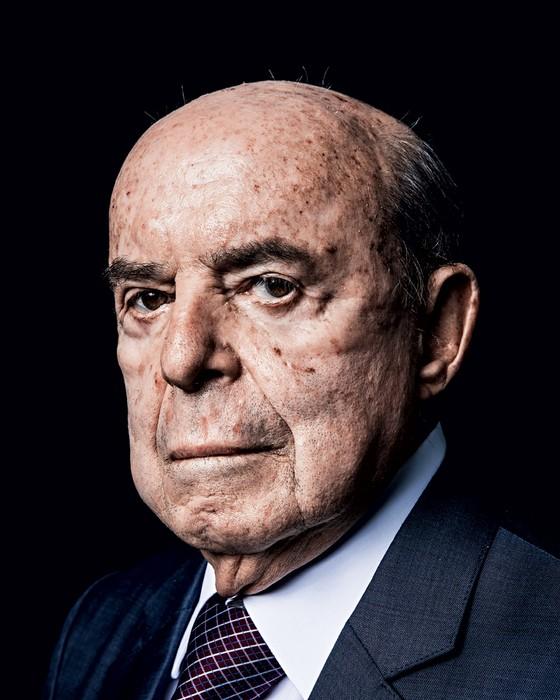 Governador interino do Rio de Janeiro Francisco Dornelles (Foto: Stefano Martini/ÉPOCA)