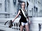 Veja mais fotos de Fernanda Nobre em ensaio de moda preto e branco