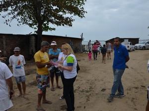 Reunião pescadores São Pedro da Aldeia (Foto: Divulgação)