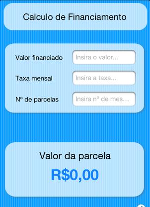 Aplicativo Financiamento (Foto: Época NEGÓCIOS)