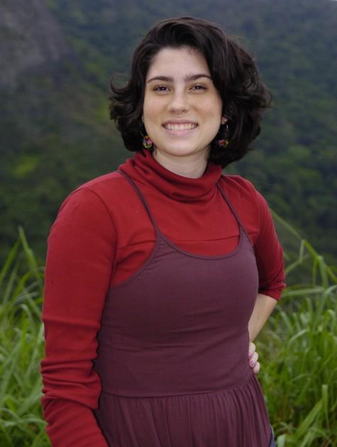 Olívia Torres em Malhação (Foto: TV Globo)