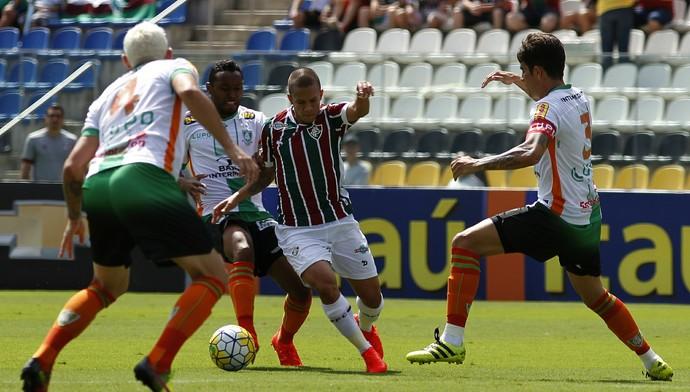 42806a2fab Fluminense x América-MG (Foto  Nelson Perez Fluminense F.C.)