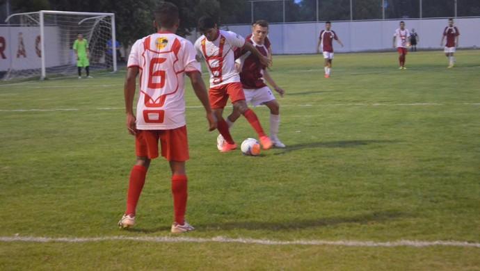 Náutico-RR x Atlético Roraima (Foto: Ivonísio Junior)