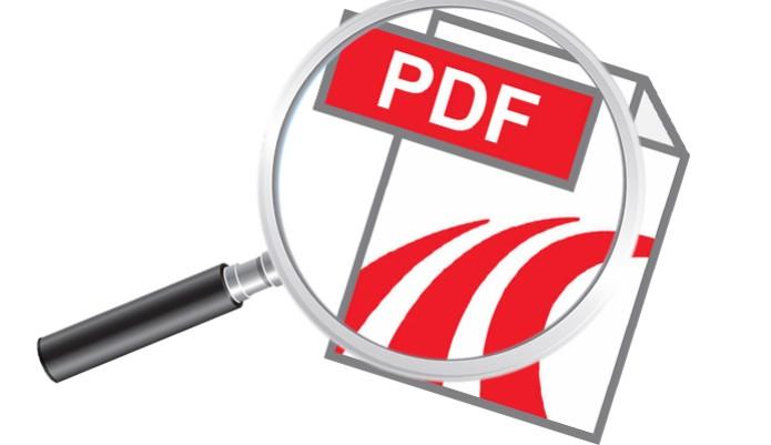 Busca em PDF (Foto: Arte/TechTudo)