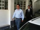 Presidente licenciado da Samarco é ouvido pelo MP em Belo Horizonte