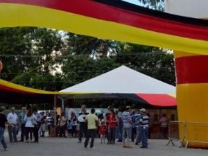 Festa das Nações em Piracicaba (Foto: Carolina Visotcky / G1)
