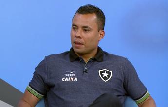 """Jair Ventura exalta Jairzinho, mas diz: """"Não fiquei na sombra da história dele"""""""
