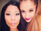 Ariana Grande e Nicki Minaj se apresentam juntas no VMA 2016