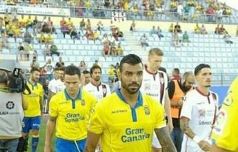 Para lateral brasileiro, inspiração do  Las Palmas fica entre Barça e Leicester