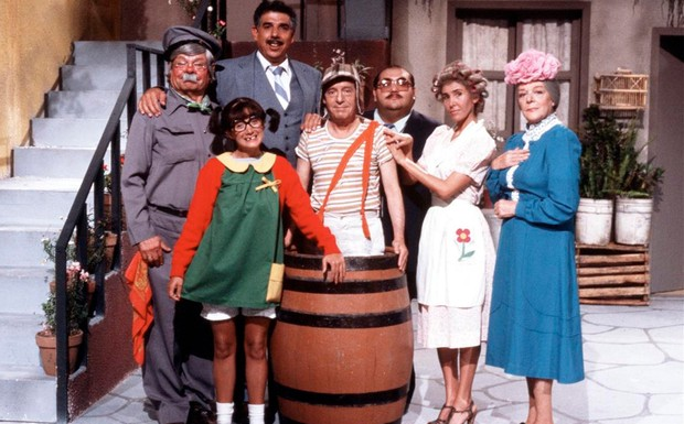 Chaves no Multisho