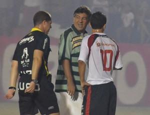 River Plate 1x2 Sergipe (Foto: João Áquila / GLOBOESPORTE.COM)
