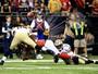 Defesa mostra força, e Saints acabam com invencibilidade dos Falcons
