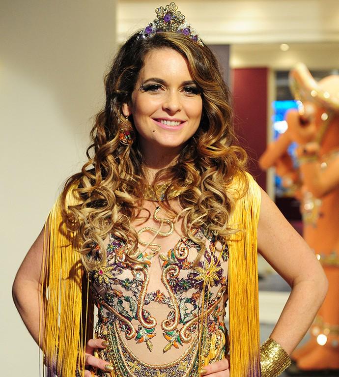 Chayene (Foto: TV Globo)