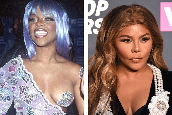 A cantora Lil Kim (Foto: Getty Images)