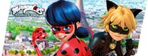 Ladybug e Cat Noir vão arrasar!