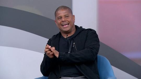 """Marcelinho diz por que não foi à festa do título do Fla-92: """"Não sou hipócrita"""""""