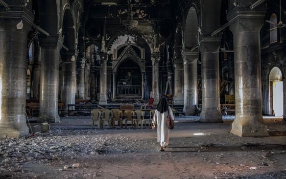 Resultado de imagem para Padre Georges JAhola iraque