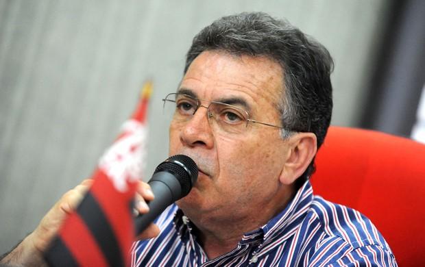 Paulo Pelaipe, diretor executivo de futebol do Flamengo (Foto: Alexandre Vidal / Flaimagem)