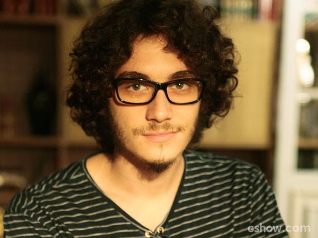 Guilherme Prates será Felipe na segunda fase de Em Família (Foto: Carol Caminha / TV Globo)