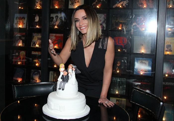 Suzana Pires - comemoração dupla com indicação e audiência de filmes (Foto: AG.News)