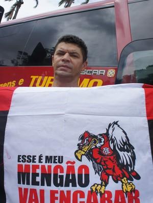 Torcida do Fla na Paraíba (Foto: Expedito Madruga)