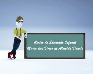 Paulinho da Escola mostra reclamação em Resende (Foto: RJTV 1ª Edição)