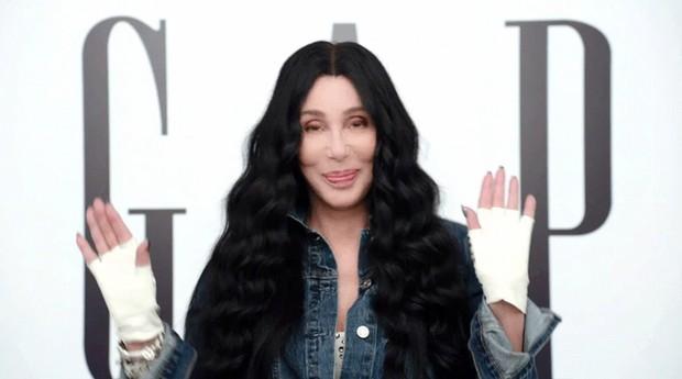 GIF da Giphy com Cher (Foto: Divulgação)
