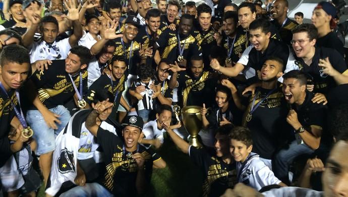 ABC campeão Campeonato Potiguar 2016 (Foto: Jocaff Souza/GloboEsporte.com)