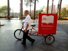 Projeto Bicicloteca (Foto: Arquivo)