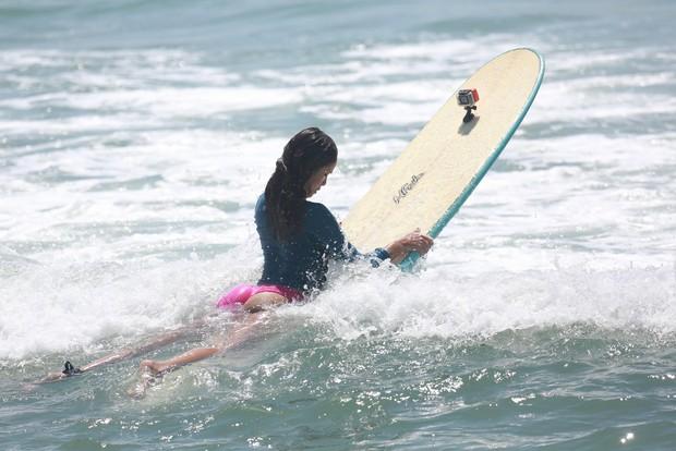 Carol Nakamura  (Foto: Dilson Silva/AgNews)