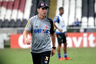 jorginho vasco treino (Foto: Paulo Fernandes/Vasco.com.br)