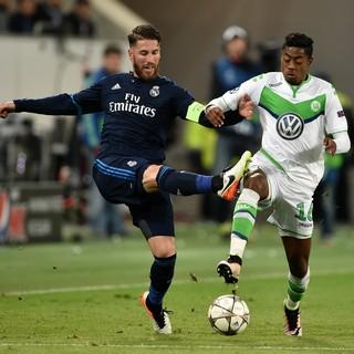 Bruno Henrique Wolfsburg Real Madrid (Foto: AFP)