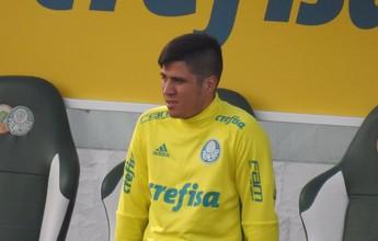 Palmeiras aceita oferta por Cristaldo; Barrios faz as pazes com Cuca e fica
