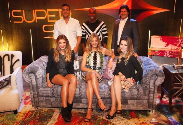 Coletiva de Imprensa de Superstar (Foto: Marcos Serra Lima / Ego)
