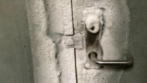 Portas congeladas do local abrigam mais de cinco mil espécies de diversos continentes  (Foto: BBC)