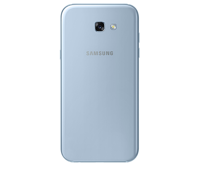 Galaxy A7 (2017) traz novas câmeras de 16 megapixels (Foto: Reprodução/Elson de Souza)