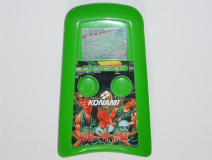 Versão portátil bizarra também foi lançada pela Konami (Foto: Reprodução/MentalFloss)