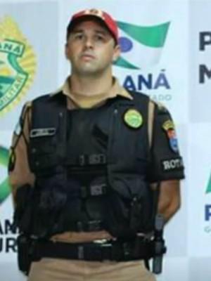 Reginaldo Rodrigues Monteiro integrava a Polícia Rodoviária desde 1997 (Foto: Divulgação/PRE)