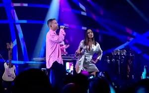 J Balvin e Anitta no Música Boa Ao Vivo