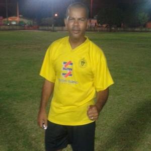 Carlos Negrete, técnico do Rio Negro-RR (Foto: Arquivo Pessoal)