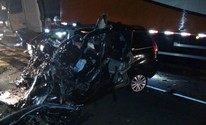 Filho do vereador Paulo Siufi morre após acidente em Campo Grande (José Aparecido/ TV Morena)
