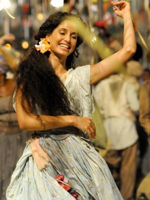 Camila Pitanga (Foto: João Cotta/ TV Globo)